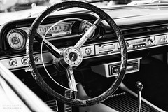 North West Vintage Rally (Ollie Smith Photography) Tags: vintage rally northwest halton cheshire widnes nikon d7200 lightroom monochrome blackwhite car interior steeringwheel
