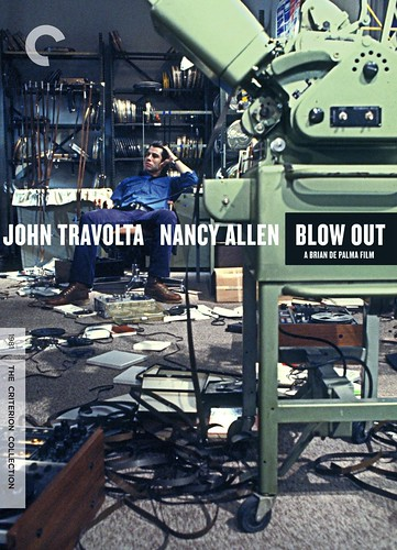 Blow Out, Criterion Collection