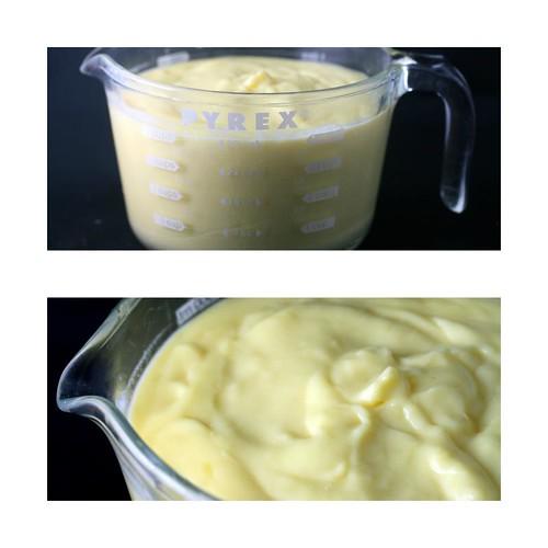 crema (Italian custard)