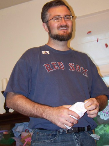 C42 in his new red sox shirt