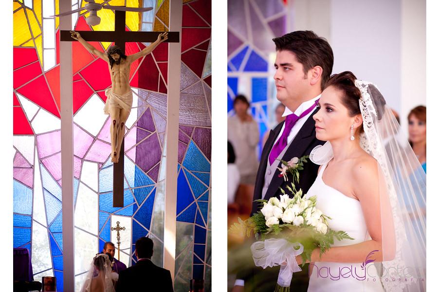 boda en iglesia de santa fe cuernavaca