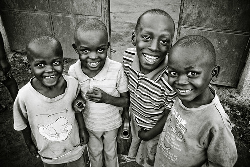 Smiles Despite Poverty