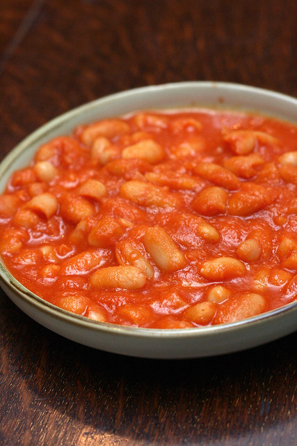 Home Baked Beans
