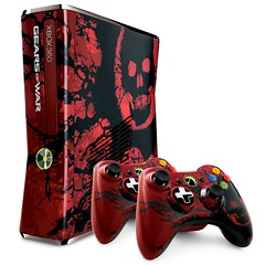 Gears of War 3 Xbox 360 system