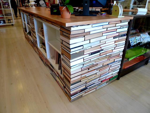 Book counter