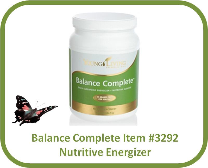Balance Complete Item 3292 | Sponsor ID 1069994