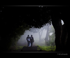 @Nandi hills on a misty Sunday (Diji's Photography [away]) Tags: canon dp 5dm2 discoverplanet dijisphotography