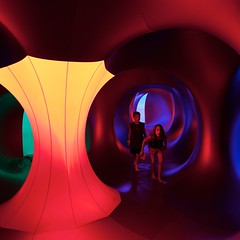 24912 (peterbaker) Tags: glow michigan annarbor inflatable luminarium