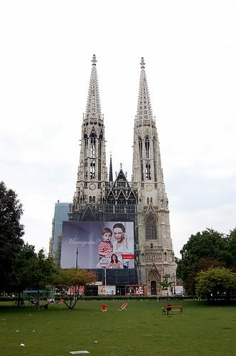 Votivkirche Wien 感恩教堂