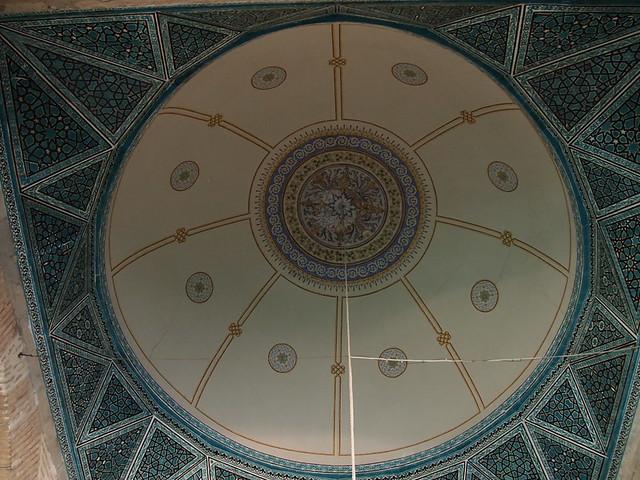 Alaaddin Camii的圓頂
