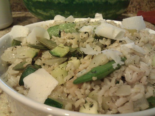 Greek Rice Pilaf-Moosewood Cooks at Home
