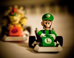 Chased (74Pics4U) Tags: macro toys dof bokeh mario cotcpersonalfavorite