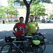 <b>Travis D. &amp; Nate W.</b><br />&nbsp;6/22/2011                         Hometown: Maryland  Trip:  From Missoula, MT to Jackson Hole, WY