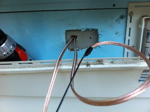 Deck Speaker Install – The House of Husar