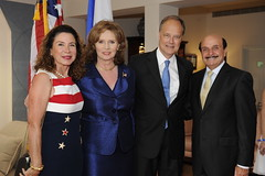 4th of July 2011_No.067FL (U.S. Embassy Tel Aviv) Tags: usa israel day 4th july center embassy reception cunningham barak bibi independence gantz amb  herzliya peres  isr netanyahu 2011  cmr