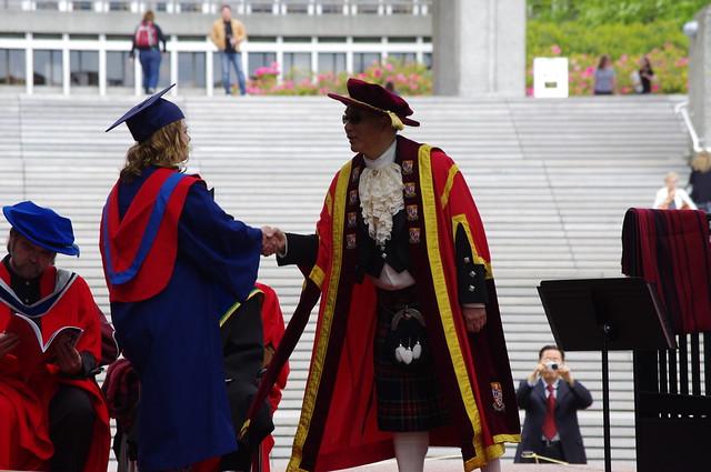 Tracey's Graduation