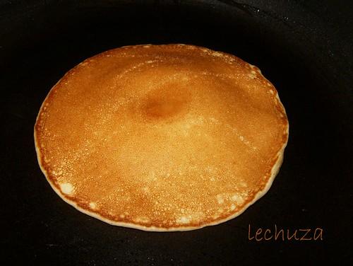 Tortitas con picotas-hecha