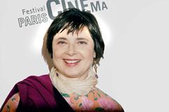 Isabella Rossellini par Artemis Pyrpilis (festivalpariscinema) Tags: cinema paris festival isabella rossellini