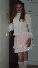 Sweet Lolita 1 (Brolita) (Felicia Colette) Tags: lace transvestite crossdresser sweetlolita tgurl brolita