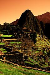 Machu Picchu Mars