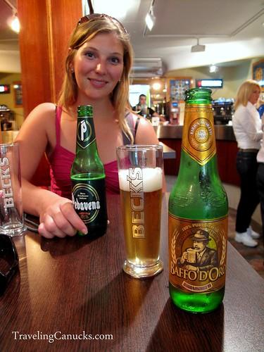 Baffo D'Oro Beer Venice Italy