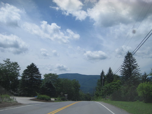 driving in VT