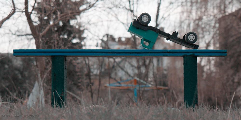 Untitled © 2011 Alex Nedoviziy