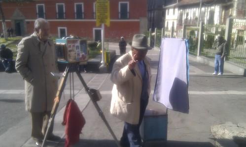 Plaza photographer