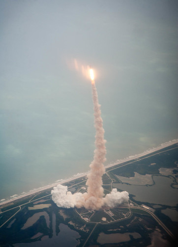 STS-135 Atlantis Launch (201107080003HQ) by nasa hq photo