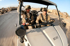 On the road (The U.S. Army) Tags: afghanistan ghazni