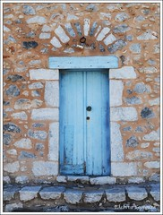 (Eleanna Kounoupa (Melissa)) Tags: doors mani greece traditionalarchitecture peloponnese  limeni