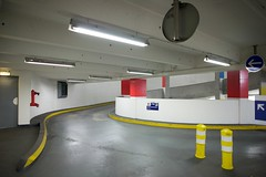 (nobodinoz) Tags: paris parking ladefense wilson 5d 24mm nocrop ff notripod neons urbain 4temps 24lii