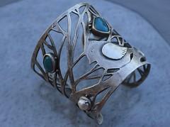 Bracelet for Irene (vikafogallery) Tags:
