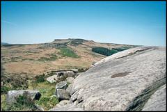 The Dark Peak Area (tatraškoda) Tags: uk england film 35mm geotagged nationalpark nikon derbyshire peakdistrict analogue f5 darkpeak gritstone c200 fujicolor grindleford