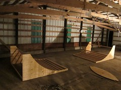 "mini halfpipe in progress • <a style=""font-size:0.8em;"" href=""http://www.flickr.com/photos/99295536@N00/7412270778/"" target=""_blank"">View on Flickr</a>"