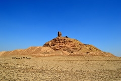 Ziggurat and Temple of Nabu at Borsippa, Iraq (Sumer and Akkad!) Tags: ziggurat nabu temple god borsippa babel babylon cuneiform inscription tonguetower tower iraq mesopotamia mound ruins bricks mud stamp