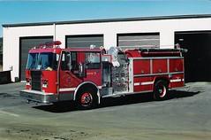 GCFD Eng 1 1989 Spartan-American Cherokee 1000-1000 D-A sn 14701 (Jay's Fire Truck Photos) Tags: american spartan