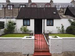 Little House in Aberdeen (Feldore) Tags: footdee aberdeen little house tiny wee gnome shack scotland scottish cute feldore mchugh em1 olympus 1240mm fishing village