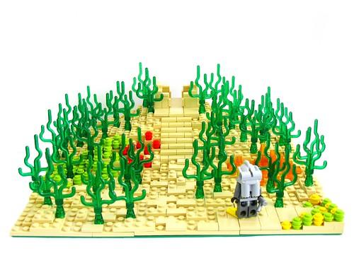 [MOC] Atlantis Pyramid 5811373590_48bdf1e9ec