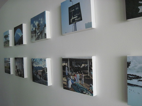 New Photos in Hallway