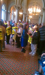 Albany Rent Law Rally 1
