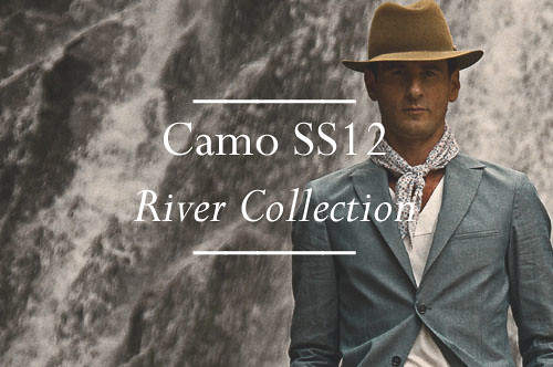 Camo SS12 Feature Button