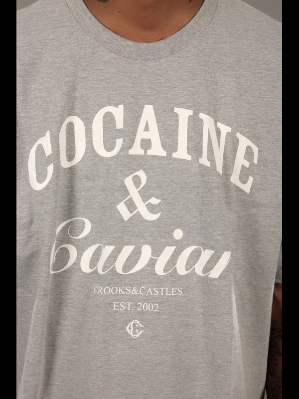 crooks-castles-cocaine-caviar-tee