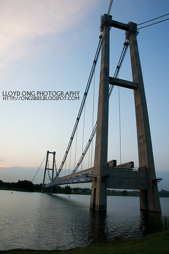 Putrajaya Suspension Bridge