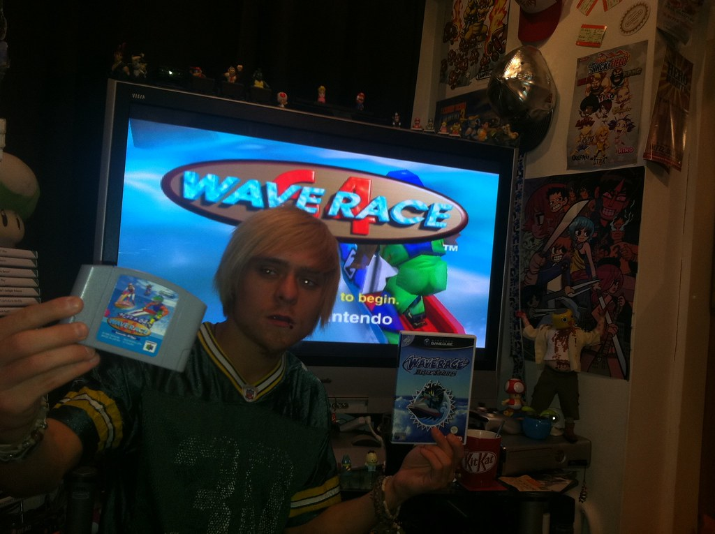 Day 113 - Wave Race 64
