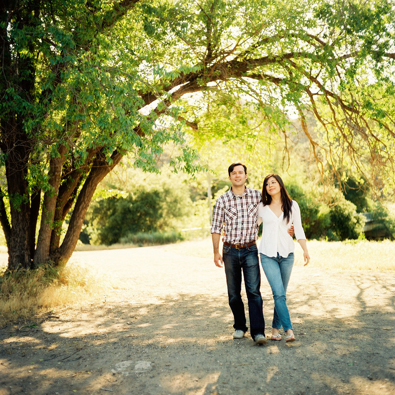A&M - Malubu Canyon Engagement