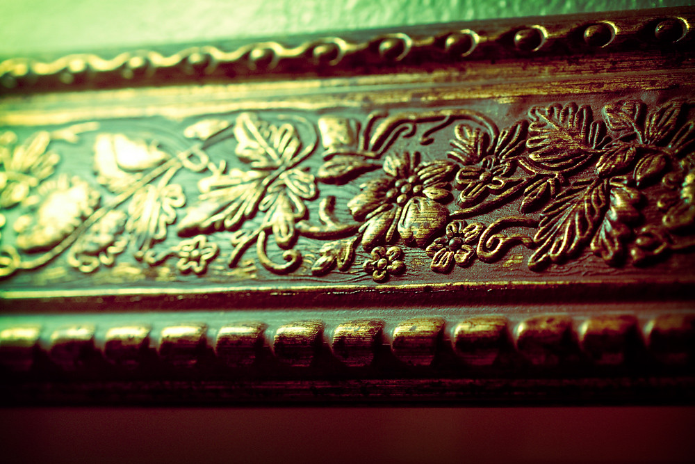 Cross Process 17/30:  Gilded
