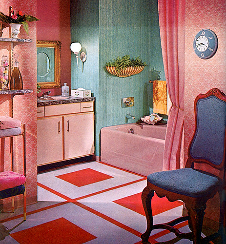 Mid-Century Living: Clocks In Home Decoration (1965)