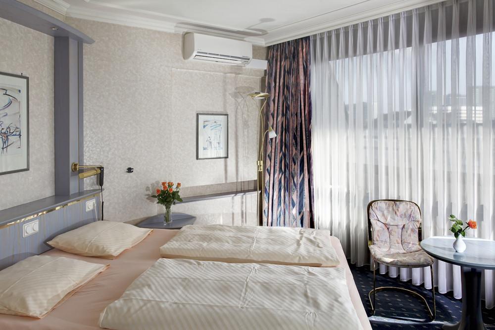 Hotel-Senator-Doppelzimmer