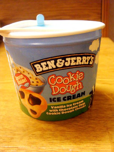 Ben & Jerry's Cookie Dough Ice Cream